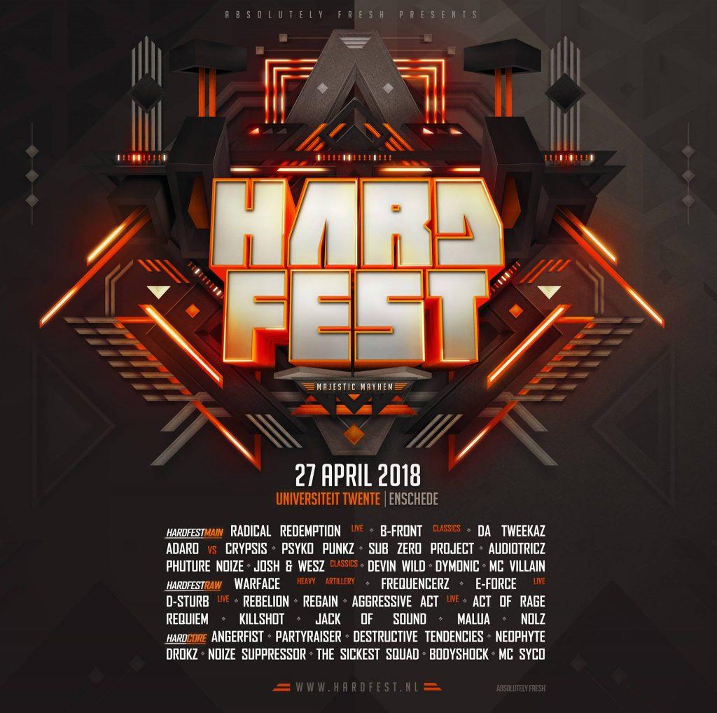 HARDFEST – Majestic Mayhem
