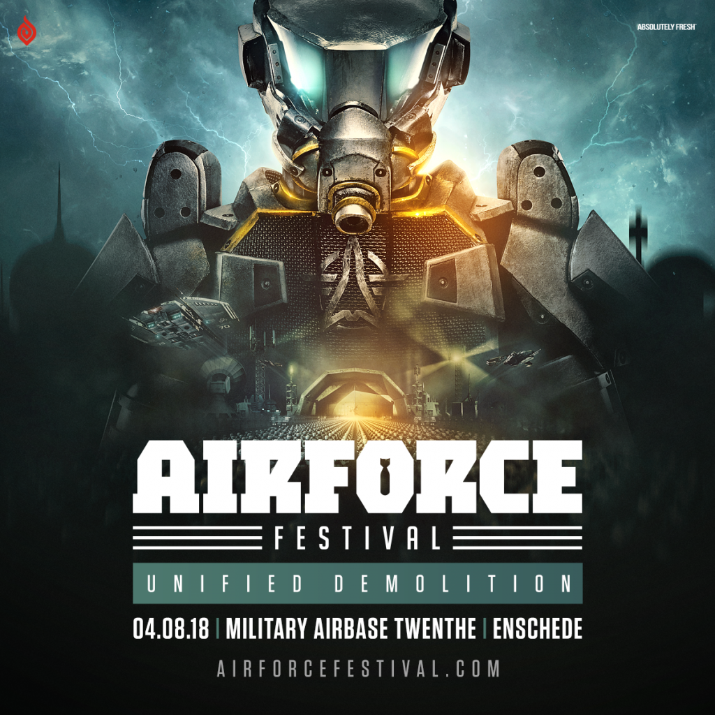AIRFORCE Festival – Unified Demolition